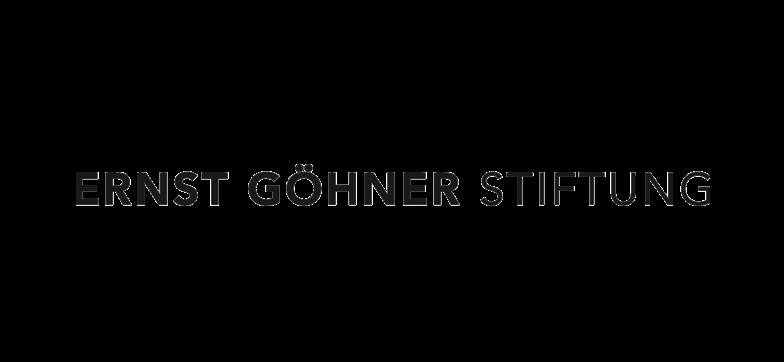 Ernst Göhner Stiftung logo